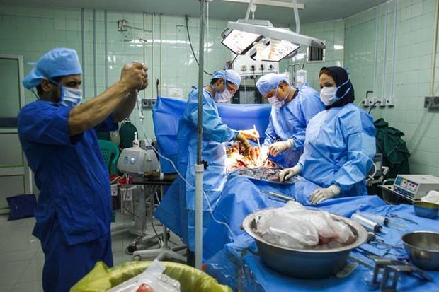 نسوج پیکر مرد 45 ساله قزوینی به بیماران اهدا شد