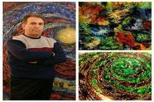 هنرمند تکابی مقام نخست دوسالانه ملی خوشنویسی را کسب کرد