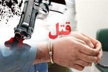 دستبند قانون بر دستان قاتل 16 ساله در ملکشاهی