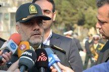 140 سارق و زورگیر حرفه ای در تهران دستگیر شدند