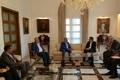 رئیس حزب دموکراتیک لبنان: ایران بسیاری از توطئههای طراحی شده برای منطقه را به شکست کشاند