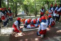 بهرهمندی دو هزار و ۲۲۴ نفر از آموزشهای کمکهای اولیه در گیلان