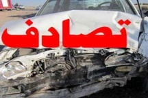 ۲۸ درصد تصادفات استان به صورت رخ به رخ است