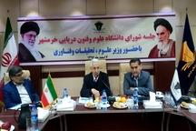 وزیر علوم:150پروژه بین المللی اساتید دانشگاه های ایران و خارج در حال انجام است