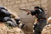 گسترش دایره درگیری تروریست ها با هم در نزدیکی دمشق