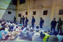 40 سارق حرفه ای و خرده فروش مواد مخدر در مشهد دستگیر شدند