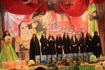3500 دانش آموز ساروی تحت آموزش های طرح حجاب ریحانه النبی قرار دارند