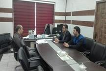 نشست سرپرست مرکز آموزش فنی و حرفه ای شماره 9 لرستان با مدیرمنطقه ویژه اقتصادی لرستان