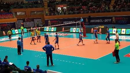 چین تایپه، قزاقستان را سه بر صفر شکست داد