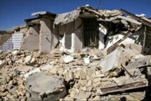 اجرای نخستین سقف از واحدهای مسکونی خسارت دیده زلزله کرمانشاه