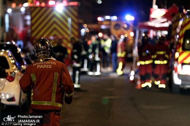 باز هم آتش سوزی مرگبار در پاریس+ تصاویر