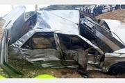 تصادف در بویراحمد یک کشته و 4 مصدوم بر جا گذاشت