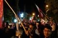 شهروندان استان اردبیل جشن پیروزی گرفتند