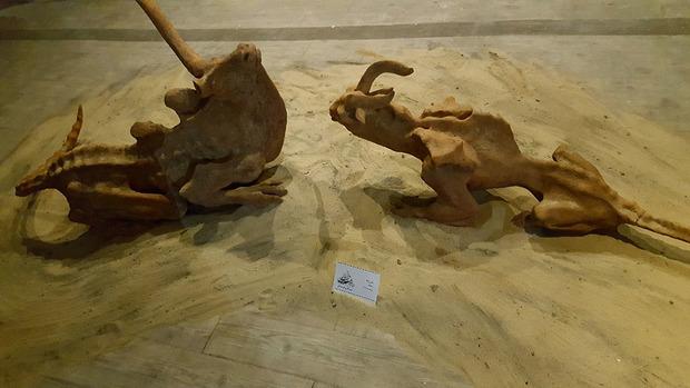 سالانه هنرهای تجسمی ایران در زاهدان آغاز شد
