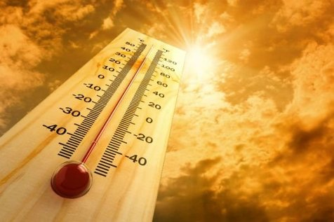 هوا گرمتر می شود