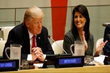 ترامپ محور سخنرانی خود در سازمان ملل را تغییر داد و بر ایران متمرکز نمی شود
