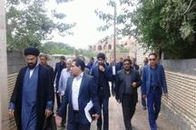 بازآفرینی محدوده مسجد جامع اردستان تعیین تکلیف شود