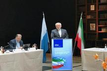 ظریف: ایران شریک تجاری مطمئن برای اروپا به خصوص آلمان است