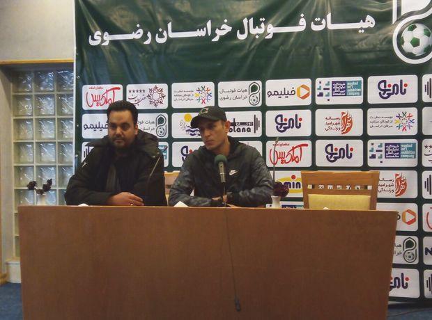 سرمربی تیم فوتبال شهرخودرو: مزد تلاش خود را گرفتیم
