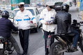 یکهزار و 800دستگاه موتورسیکلت در اسدآباد توقیف شد نداشتن کلاه ایمنی 80درصد تخلف راکبان