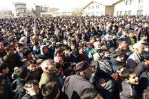 برگزاری همایش بزرگ پیاده روی خانوادگی در جوانرود