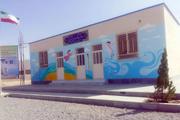 مدرسه ۲ کلاسه خیری در روستای رحیم آباد زاهدان افتتاح شد