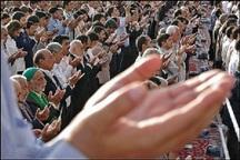 برپایی نماز عیدقربان در مصلای امام خمینی (ره)اهواز