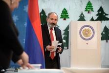 پیروزی «موج سوار انقلاب مخملی» در انتخابات ارمنستان