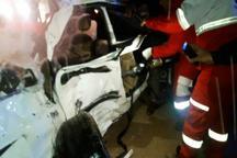 تصادف تریلی با پژو در جاده شوط - ماکو چهار کشته برجا گذاشت