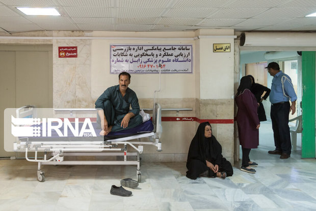 بیمارستان ۵۰۰ تختخوابی خرمآباد ۳۲ درصد پیشرفت فیزیکی دارد