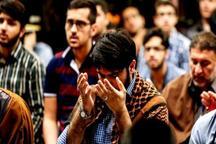 آیینهای اعتکاف در 500 مسجد در خوزستان آغاز شد