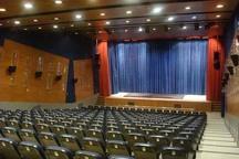 خانه تئاتر قزوین امسال به بهره برداری می رسد