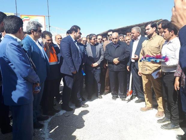 عملیات اجرایی احداث جاده گیلانغرب به سومار آغاز شد