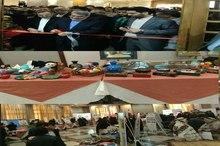 بازدید وزیر کشور از نمایشگاه تولیدات سازمان های مردم نهاد در مشهد