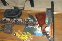 دستگیری متخلفین شکار و صید غیرمجاز در کوهدشت