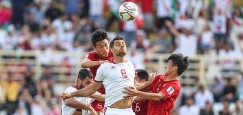 دلخوری ملی پوشان از بازیکنان خشن ویتنام