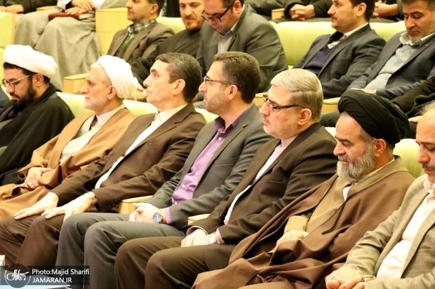 ششمین مجمع قرآنیان استان مرکزی