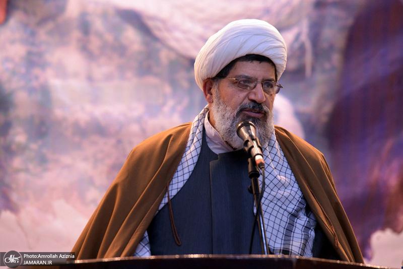 حجتالاسلام علی شیرازی