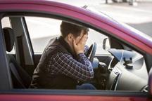 خستگی از اصلی ترین دلایل وقوع حوادث رانندگی است