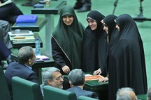 دیدار تعدادی از نمایندگان زن مجلس با معاون اول رئیس جمهور + تصویر