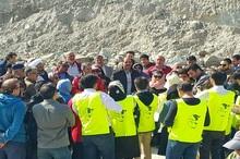 کمربند جنوبی مشهد پیوست زیست محیطی ندارد