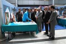 نمایشگاه جلوه های رمضان در شرکت نفت و  گاز مارون افتتاح شد