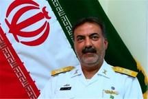 نیروی دریایی ارتش امنیت را از خلیج فارس تا خلیج عدن فراهم کرد