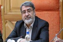 وزیرکشور:توجه به خطرات سیل درخوزستان، معطوف به پیشگیری باشد