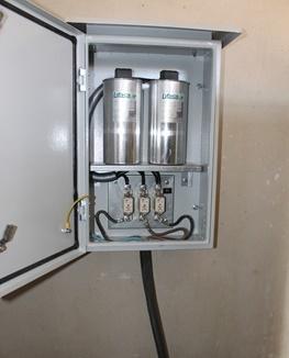 بهره برداری از دو پروژه بهینه سازی و نصب تجهیزات برقی در شهرستان گرمسار