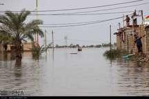 78 روستا در خوزستان دچار آبگرفتگی شدند