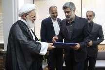 موسوی بیوکی، رئیس مجمع نمایندگان استان یزد در مجلس شورای اسلامی شد