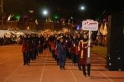 چهاردهمین المپیاد ورزشی دانشجویان کشور در شیراز آغاز شد