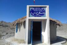 هشت مدرسه طرح توپی در بخش بنت نیکشهر افتتاح شد