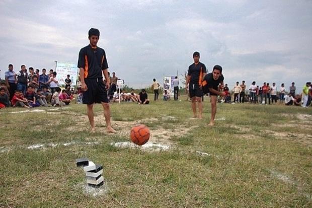 توسعه ورزش در روستاها موجب شناسایی استعدادهای نهفته می شود